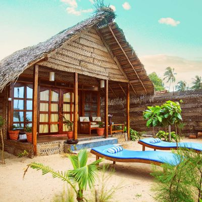 The Bay Agonda has Sea Facing Villas at Agonda Beach